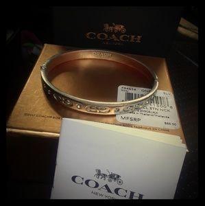 Silver (925) bangle bracelet